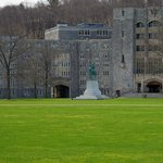  West Point Parade Grounds - Washington Statue