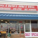 Bill & Ruth's Sandwich Shop