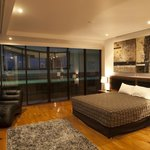 Penthouse - Master bedroom