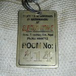  Room key; great memories!