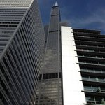  Willis tower- views from the boat