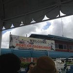 The Tagbilaran Port