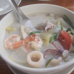  tom kha seafood