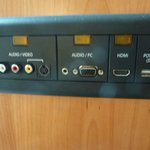  Control panel in Executive King room