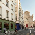 Hotel Saint Paul Le Marais Paris