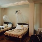  our room on 2nd floor