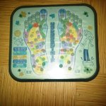  reflexology mat