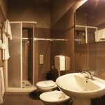 I confortevoli bagni privati - The comfortable private bathrooms
