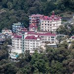  View of the Radisson Hotel from The Mall, Shimla
