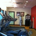 Gym--small but modern