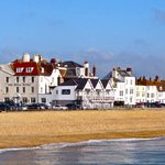  The hotel as seen from Deal pier