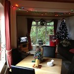Christmas in 'Birch' (Our own decorations)