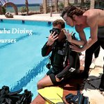  scuba diving red sea