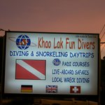 Khao Lak Fun Divers