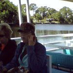 2 ladies that were on our boat tour
