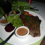  steak dish