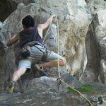 rock climbing near resort
