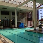  atrium pool
