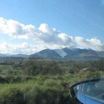 Our drive on the Ring of Kerry