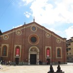  Santa Maria della Grazie (Last supper painting)