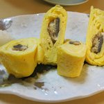  tamago with eel
