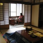  Alcove with the Kotatsu in the foreground