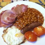 ENGLISH BREAKFAST!!!!!!!