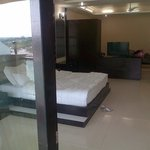 the room.. spacious, clean n comfortable