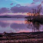  Sunrise on Loch Lomond