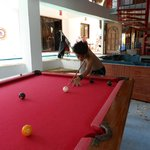 Facilities (billiard, jacuzzi & pool)