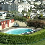  Outdoor pool - open in summer only!!