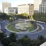 View from Fountain Hotel & Apartments - Cape Town