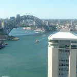  Harbour Bridge View from Pool