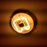 Main bathroom light