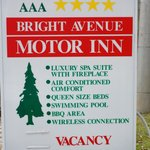 Foto di Bright Avenue Motor Inn