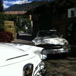  Oldtimer Meran Hotel Mercedes-Benz