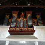 Pipe Organ that Dates Back to 1864