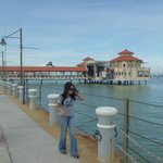  Penang Port where u can see  jetty clan