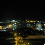 Townsville by night