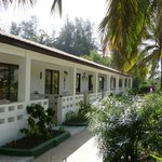Bungalow rooms