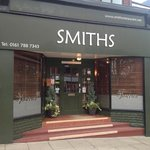 Smiths in Eccles, recommended by Paul, the owner of the Ivy Mount