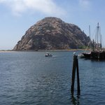  Morro rock