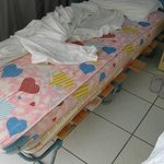 Child bed and matress