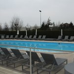  Piscine extrieure chauffe