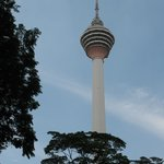 KL Tower, walking distance within the Hotel (15 mins)