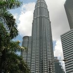 Petronas Towers, KL Tower, walking distance within the Hotel (20 mins)