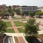  View from 4th floor Suite facing Ellis Square