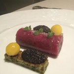  Carpaccio de boeuf avec son caviar