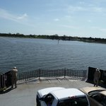 ferry from Southport to Fort Fisher