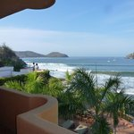  View of Bahia Zihuatanejo